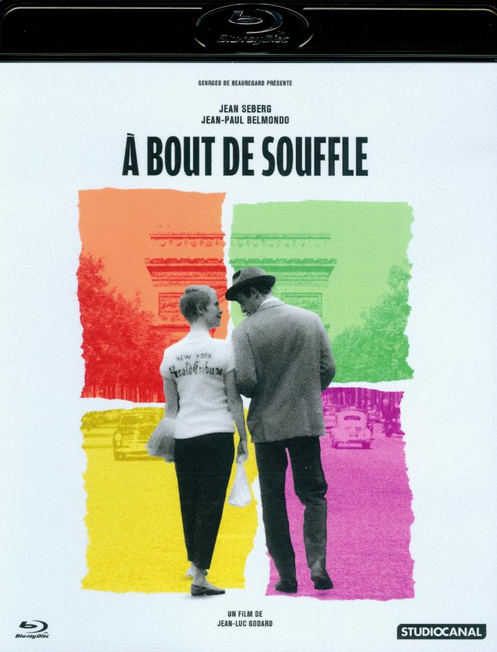 À bout de souffle (1960) (n/b)