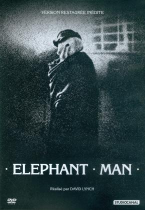 Elephant Man (1980) (Version inédite, s/w, Restaurierte Fassung)
