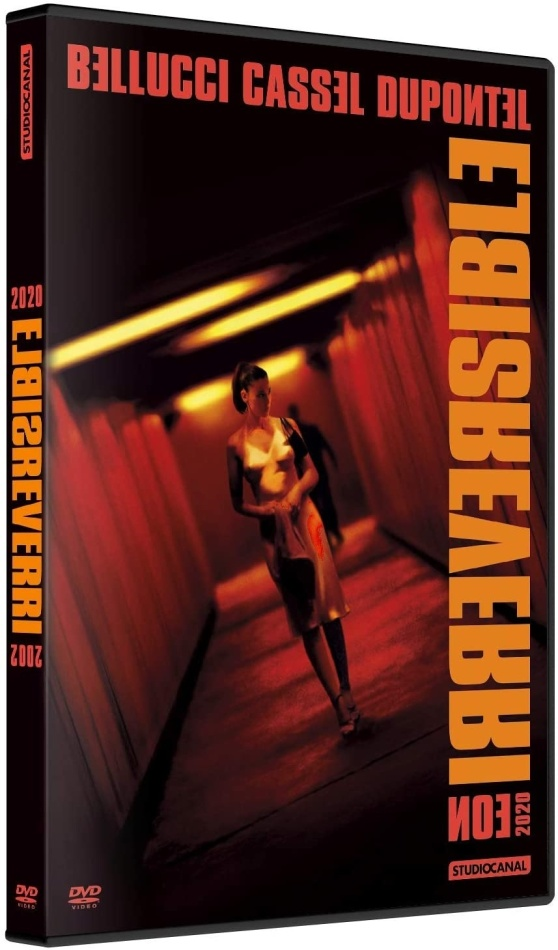 Irreversible (2002) (2 DVDs)