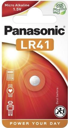 Panasonic Micro Alkaline 1x LR41
