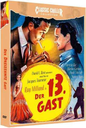 Der 13. Gast (1951) (Classic Chiller Collection, Limited Edition)