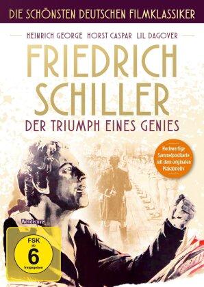 Friedrich Schiller - Der Triumph eines Genies (1940)