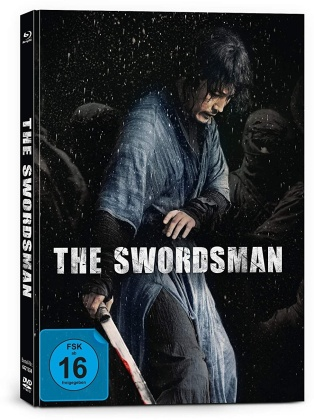 The Swordsman (2020) (Limited Collector's Edition, Mediabook, Blu-ray + DVD)