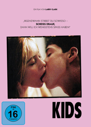 Kids (1995) (Mediabook, Special Edition, Blu-ray + DVD)