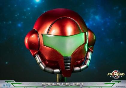 First 4 Figures - Metroid Prime: Samus Helmet