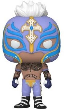 Funko Pop! Wwe: - Rey Mysterio