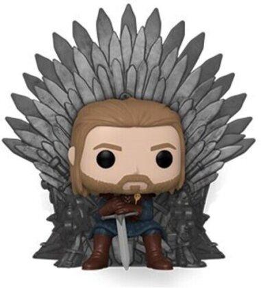 Funko Pop! Deluxe: - Game Of Thrones- Ned Stark On Throne