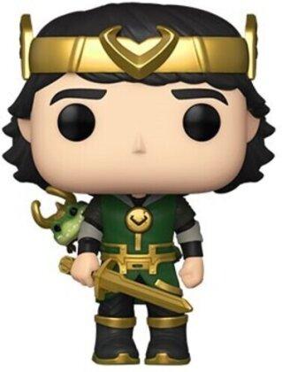 Funko Pop! - Loki: Kid Loki