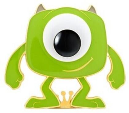 Funko Pop! Pins: - Monsters Inc.: Mike Wazowski