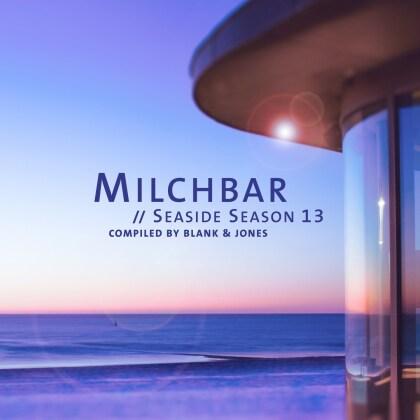 Blank & Jones - Milchbar Seaside Season 13 (Deluxe Hardcover Edition)