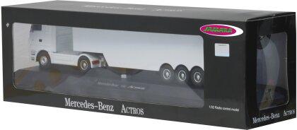Jamara Mercedes-Benz Actros 1:32 weiß 2,4GHz