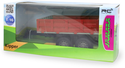 Jamara Kipper rot für RC-Traktor 1:16