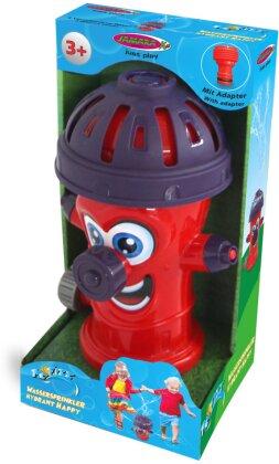 Jamara Mc Fizz Wassersprinkler Hydrant Happy
