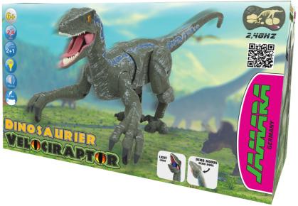 Jamara Dinosaurier Velociraptor 2,4GHz