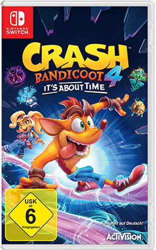Crash Bandicoot 4 - It's about Time (German Edition)