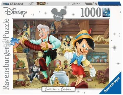 Disney: Pinocchio - 1000 Teile Puzzle