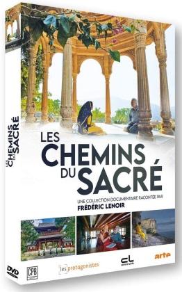 Les chemins du sacré (2 DVD)