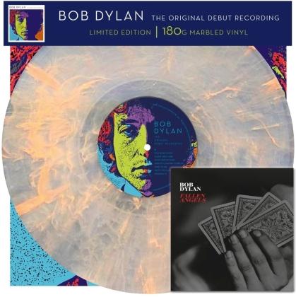 Bob Dylan - Original Debut Recording (LP) & Fallen Angels (CD) (LP + CD)
