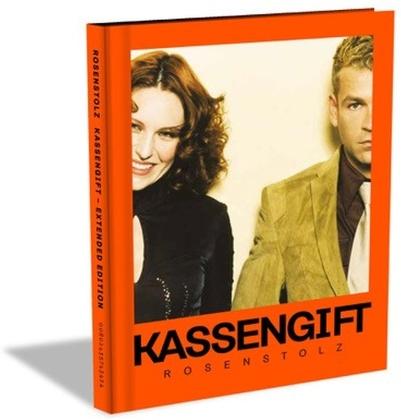 Rosenstolz - Kassengift (Limited, 2021 Reissue, Extended Edition, 2 CD)