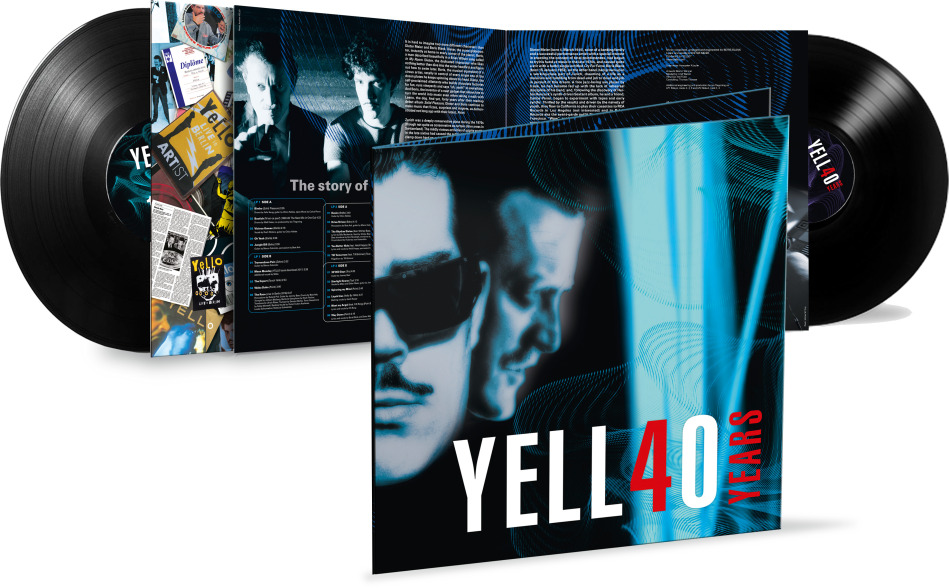 Yello - 40 Years (Limited, 2 LPs)