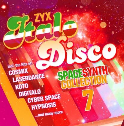 ZYX Italo Disco Spacesynth Collection 7 (2 CDs)