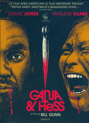 Ganja & Hess (1973) (Digipack, Blu-ray + DVD)