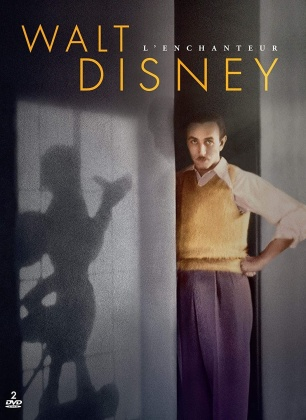 Walt Disney l'enchanteur (2015) (2 DVD)