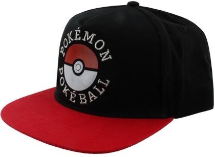 Pokémon: Pokéball - Snapback Cap