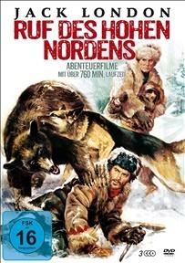 Ruf des hohen Nordens - Jack London (3 DVDs)