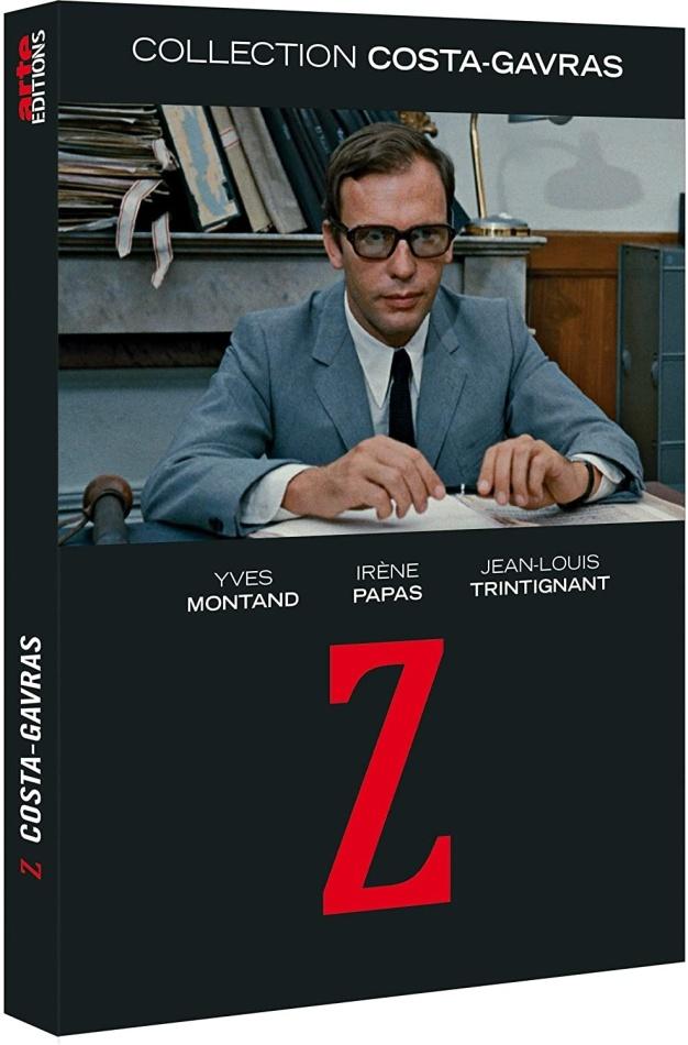 Z (1969) (Arte Éditions)