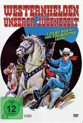 Westernhelden Unserer Jugendzeit (3 DVDs)