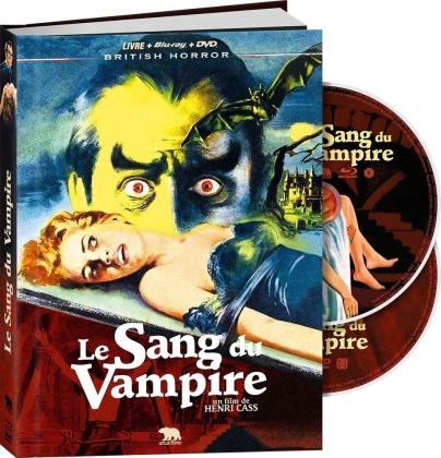Le Sang du Vampire (1958) (Limited Edition, Mediabook, Blu-ray + DVD)
