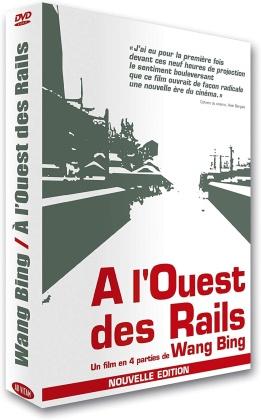 A l'Ouest des Rails (4 DVD)