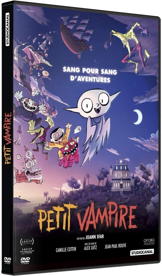 Petit Vampire (2020)