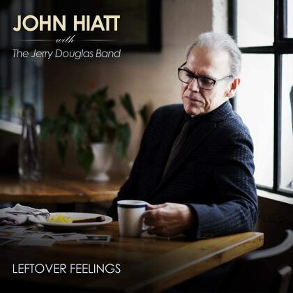 John Hiatt & Jerry Douglas Band - Leftover Feelings (Limited Edition, Colored, LP)