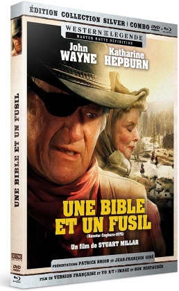 Une bible et un fusil (1975) (Silver Collection, Western de Légende, Collector's Edition, Blu-ray + DVD)