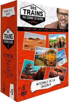 Des trains pas comme les autres - Saison 4 (6 DVD)