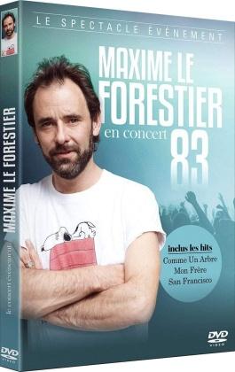 Maxime Le Forestier - En concert 83