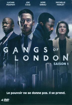 Gangs of London - Saison 1 (4 DVDs)