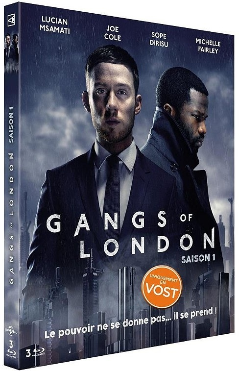 Gangs of London - Saison 1 (3 Blu-ray)