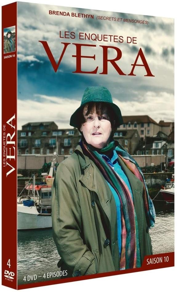 Les enquêtes de Vera - Saison 10 (4 DVDs)