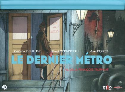 Le dernier métro (1980) (Édition Coffret Ultra Collector, Limited Edition, Restaurierte Fassung, Blu-ray + DVD + Buch)