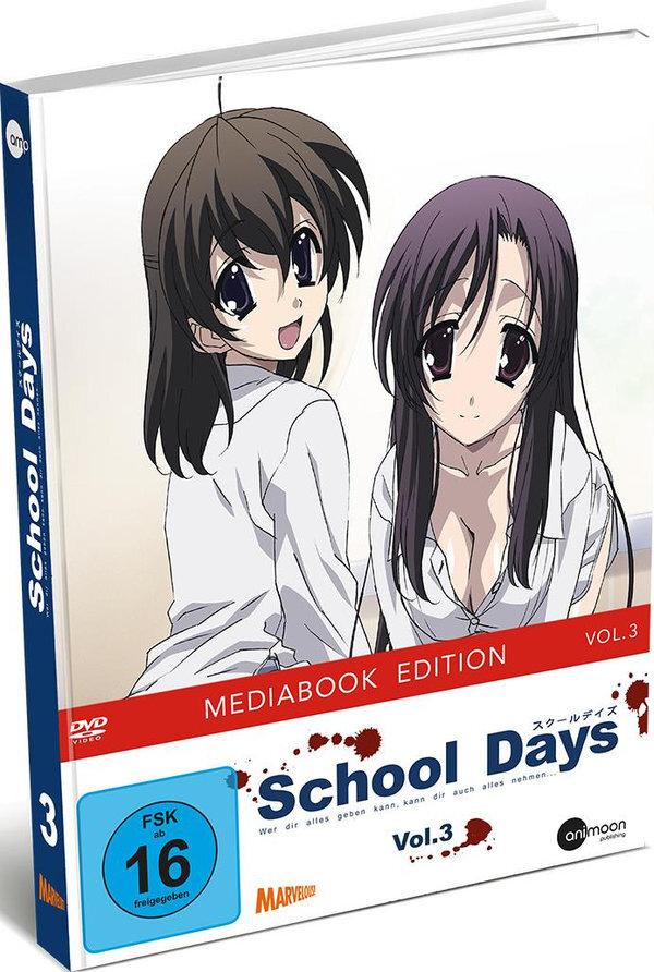 School Days - Vol. 3 (Limited Edition, Mediabook)