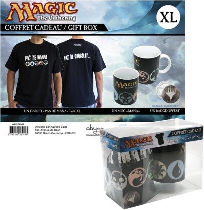 Mug + T-shirt Magic - Pas de Mana - L * - L - Grösse L