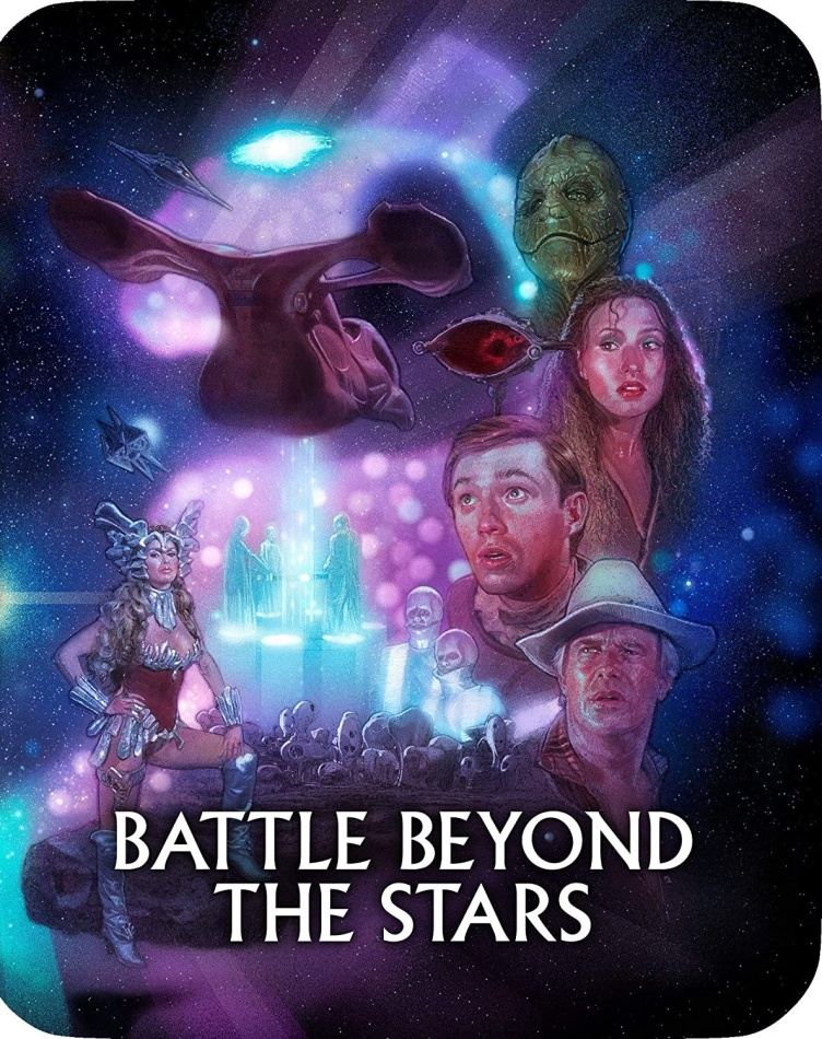 Battle Beyond The Stars (1980) (Limited Edition, Steelbook)