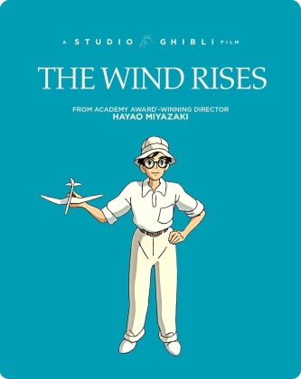 The Wind Rises (2013) (Limited Edition, Steelbook)