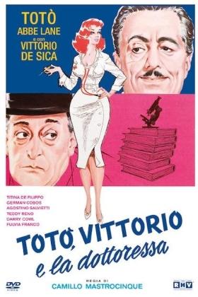 Totò - Vittorio e la dottoressa (1957) (n/b, Riedizione)
