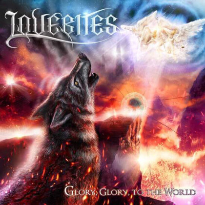 Lovebites - Glory, Glory, To The World (Type-A) (CD + DVD)