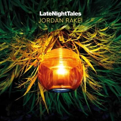 Jordan Rakei - Late Night Tales