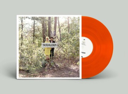Klee - Trotzalledem (Limited Gatefold, Orange Vinyl, LP)
